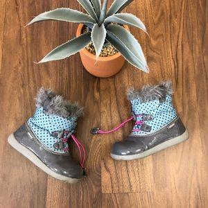 See Kai Run Girls Waterproof Boots